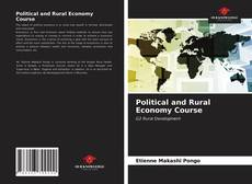 Bookcover of Political and Rural Economy Course