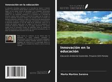 Buchcover von Innovación en la educación