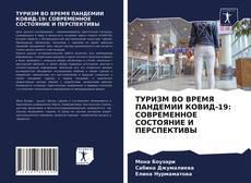 Buchcover von ТУРИЗМ ВО ВРЕМЯ ПАНДЕМИИ КОВИД-19: СОВРЕМЕННОЕ СОСТОЯНИЕ И ПЕРСПЕКТИВЫ