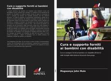 Cura e supporto forniti ai bambini con disabilità kitap kapağı
