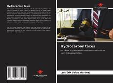 Bookcover of Hydrocarbon taxes
