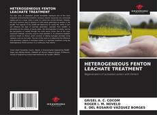 Bookcover of HETEROGENEOUS FENTON LEACHATE TREATMENT