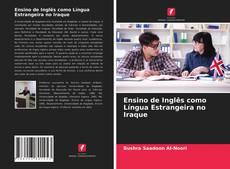 Обложка Ensino de Inglês como Língua Estrangeira no Iraque