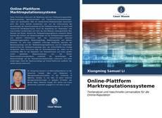 Online-Plattform Marktreputationssysteme kitap kapağı