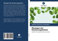 Capa do livro de Ökologie der Küstenvegetation