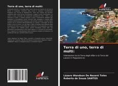 Bookcover of Terra di uno, terra di molti: