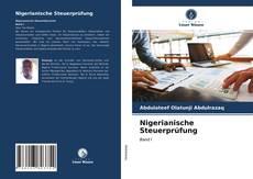 Capa do livro de Nigerianische Steuerprüfung