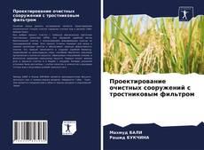 Bookcover of Проектирование очистных сооружений с тростниковым фильтром