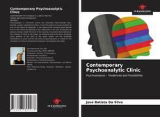 Buchcover von Contemporary Psychoanalytic Clinic