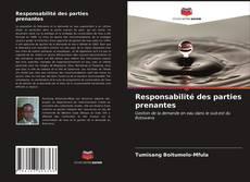 Couverture de Responsabilité des parties prenantes