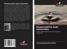 Couverture de Responsabilità degli stakeholder