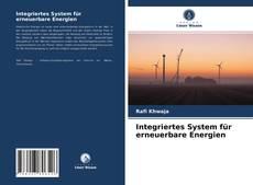 Capa do livro de Integriertes System für erneuerbare Energien