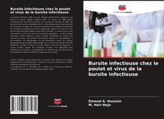 Bursite infectieuse chez le poulet et virus de la bursite infectieuse kitap kapağı