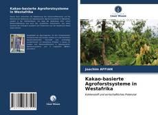 Buchcover von Kakao-basierte Agroforstsysteme in Westafrika