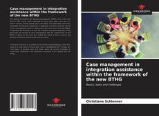 Couverture de Case management in integration assistance within the framework of the new BTHG