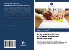 Bookcover of Informationsfluss in projektorientierten Unternehmen