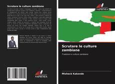 Copertina di Scrutare le culture zambiane