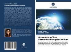 Buchcover von Anwendung Von Fernerkundungstechniken
