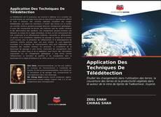 Copertina di Application Des Techniques De Télédétection
