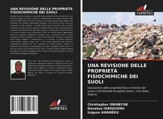 Copertina di UNA REVISIONE DELLE PROPRIETÀ FISIOCHIMICHE DEI SUOLI