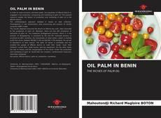Capa do livro de OIL PALM IN BENIN