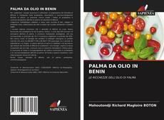 Portada del libro de PALMA DA OLIO IN BENIN