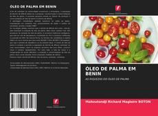 Portada del libro de ÓLEO DE PALMA EM BENIN