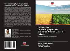 Bookcover of Interactions physiologiques de Brassica Napus L avec le cuivre