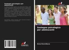 Sostegno psicologico per adolescenti的封面