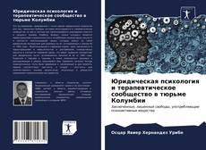 Bookcover of Юридическая психология и терапевтическое сообщество в тюрьме Колумбии