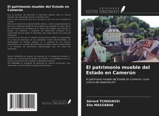 Buchcover von El patrimonio mueble del Estado en Camerún