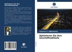 Buchcover von Optimieren Sie Ihre Geschäftsabläufe