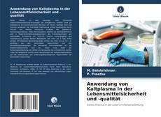 Anwendung von Kaltplasma in der Lebensmittelsicherheit und -qualität的封面
