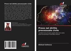 Bookcover of Prove nel diritto processuale civile
