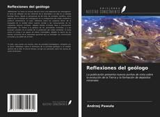 Borítókép a  Reflexiones del geólogo - hoz