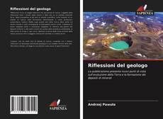 Copertina di Riflessioni del geologo