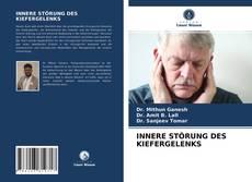Bookcover of INNERE STÖRUNG DES KIEFERGELENKS