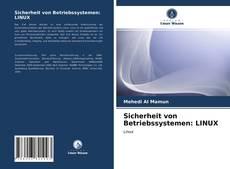Copertina di Sicherheit von Betriebssystemen: LINUX