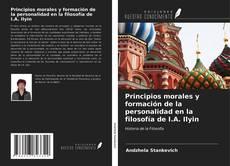 Portada del libro de Principios morales y formación de la personalidad en la filosofía de I.A. Ilyin