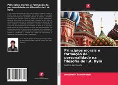 Copertina di Princípios morais e formação da personalidade na filosofia de I.A. Ilyin