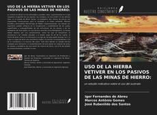 Copertina di USO DE LA HIERBA VETIVER EN LOS PASIVOS DE LAS MINAS DE HIERRO:
