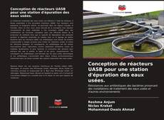 Bookcover of Conception de réacteurs UASB pour une station d'épuration des eaux usées.