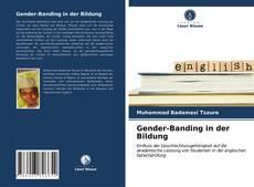 Buchcover von Gender-Banding in der Bildung