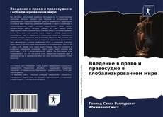 Bookcover of Введение в право и правосудие в глобализированном мире