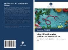 Bookcover of Identifikation des podiatrischen Risikos