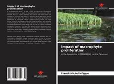 Copertina di Impact of macrophyte proliferation