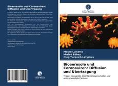 Buchcover von Bioaeresole und Coronaviren: Diffusion und Übertragung