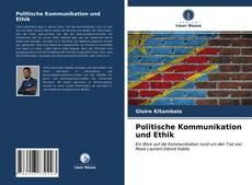 Buchcover von Politische Kommunikation und Ethik