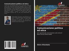 Capa do livro de Comunicazione politica ed etica