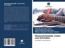 Buchcover von Heranwachsende, Lesen und Schreiben